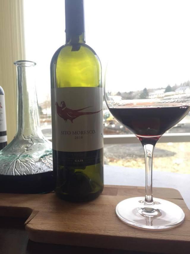 wine porn gaja barolo