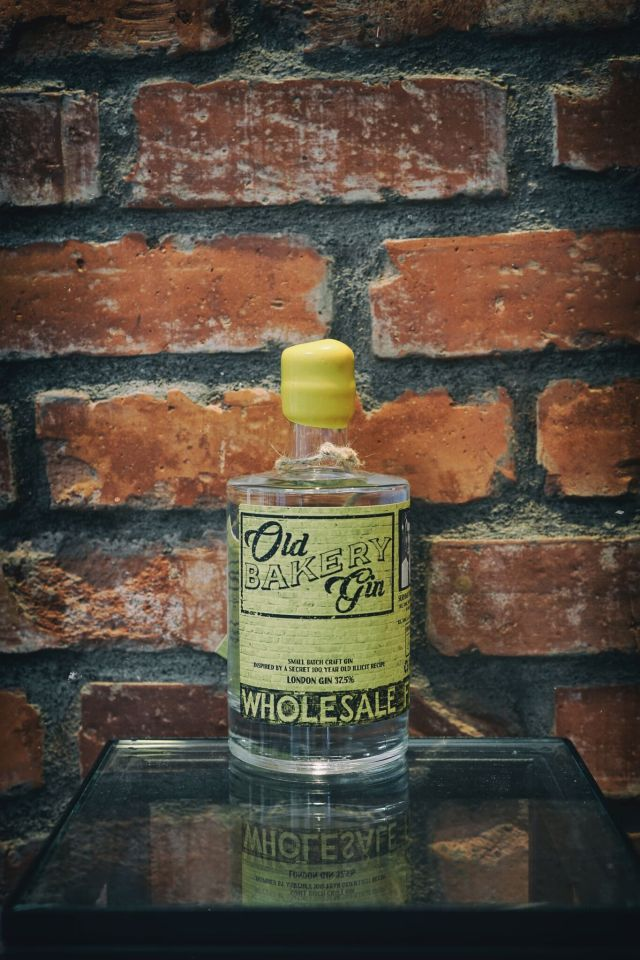 gin old bakery